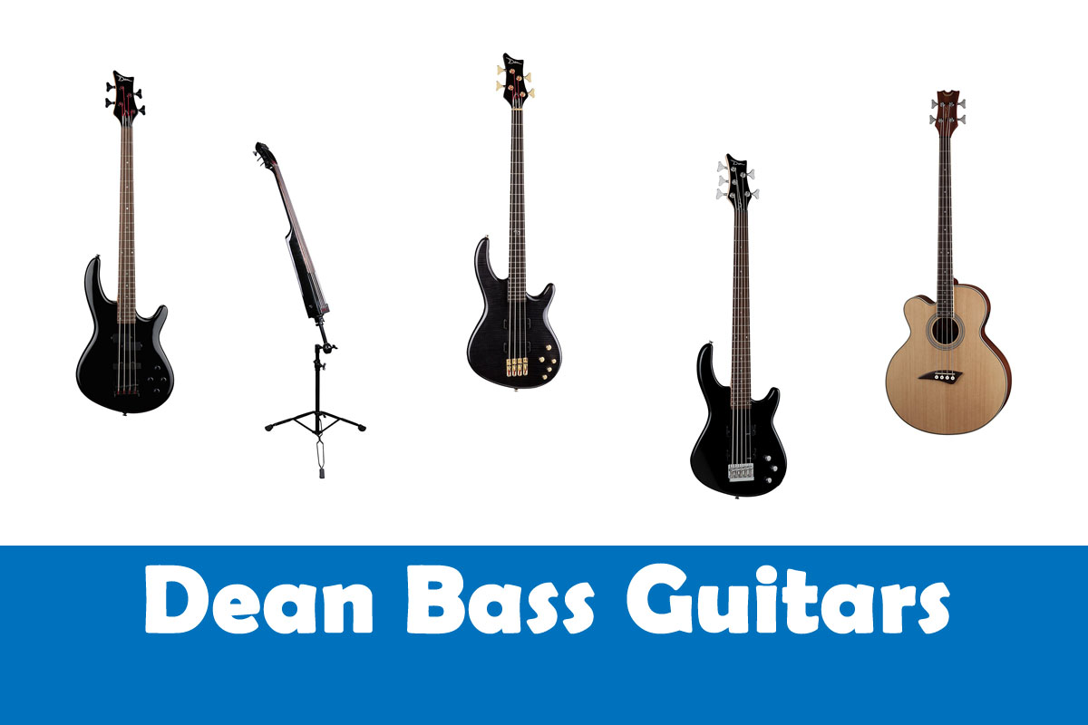 Dean Bass Guitars