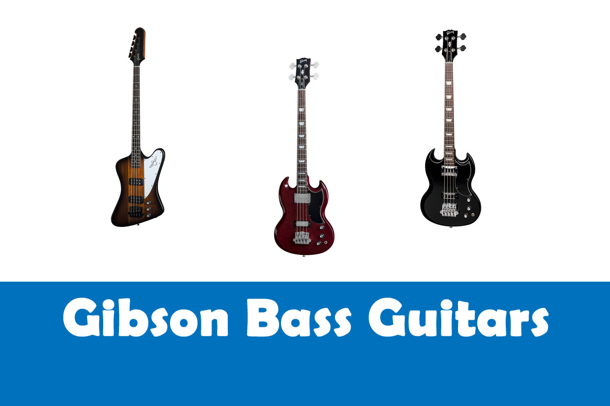Gibson Bass Guitars