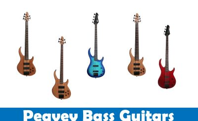 Peavey Bass Guitars