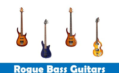 Rogue Bass Guitars