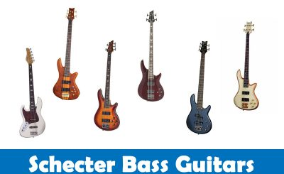 Schecter Bass Guitars