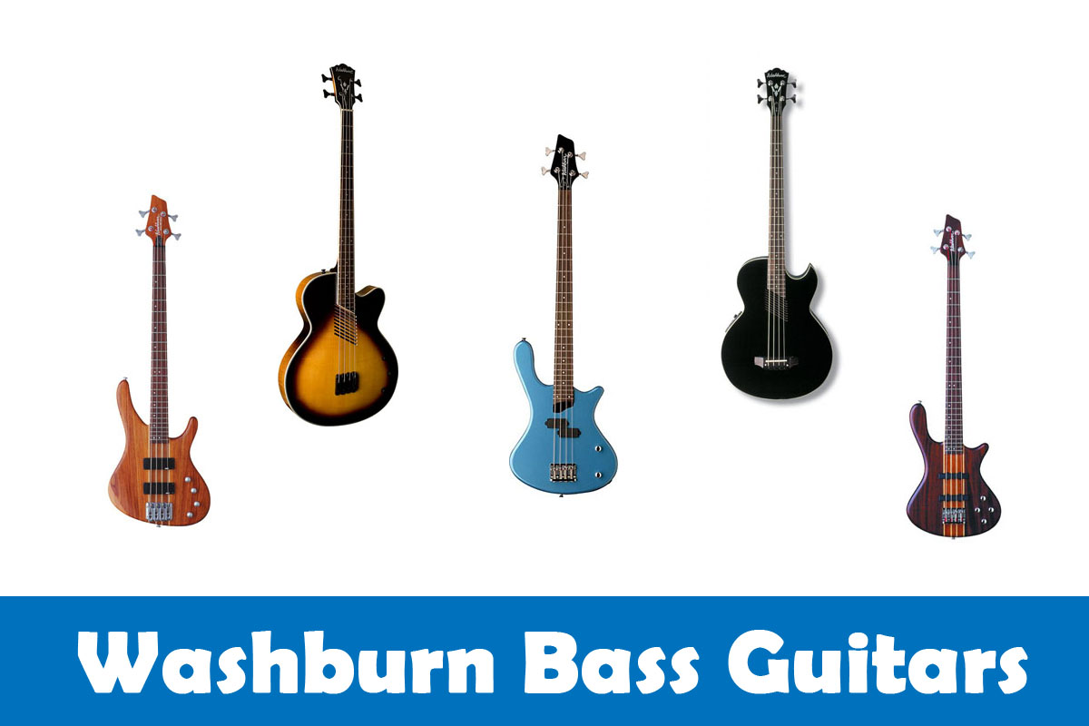 Washburn Bass Guitars