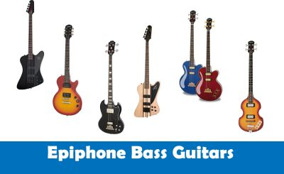 Epiphone Bass Guitars